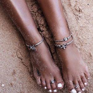 Jewelry - NEW Anklets Starfish Rune Anklet jewelry Bracelet